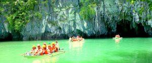 underground river of puerto princesa palawan