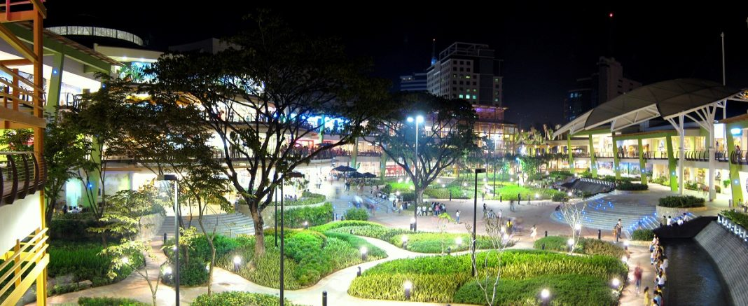 Cebu city, the old city of the country