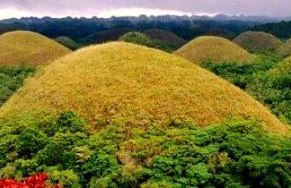 Bohol, chocolate hills