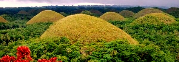 Bohol, chocolate hills