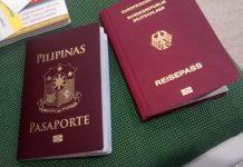 Checklist emigration, list for emigration to the philippines