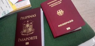 Checklist emigration, list for emigration to the philippines